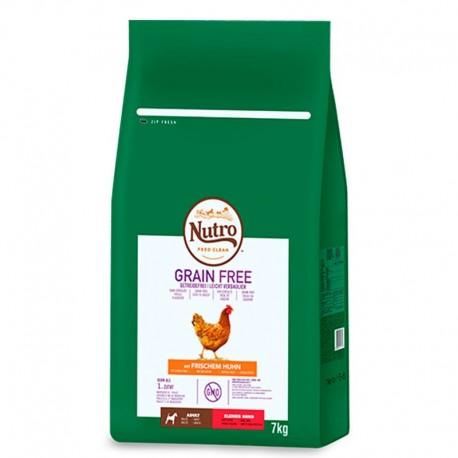 Nutro grain free pollo para perros pequeños