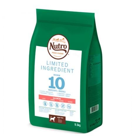 Nutro limited ingredient salmón razas medianas