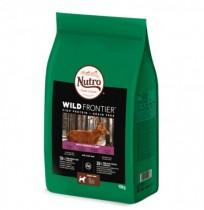 Nutro wild frontier venado y ternera para perros medianos