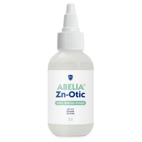 Abelia zn-otic solución ótica natural para perros y gatos