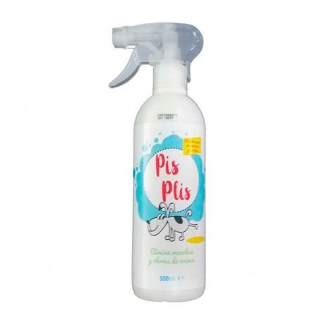 Pis plis spray elimina manchas y olores de orines 500ml