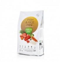 Natura diet fish & rice mini (salmón y arroz para perros pequeños)
