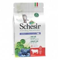 Schesir buey delicate para gatos sensibles