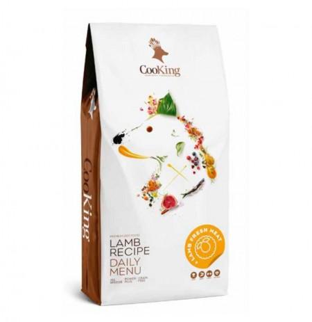 Cooking lamb (cordero) grain free para perros adultos