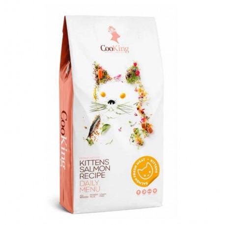 Cooking kitten grain free para gatitos