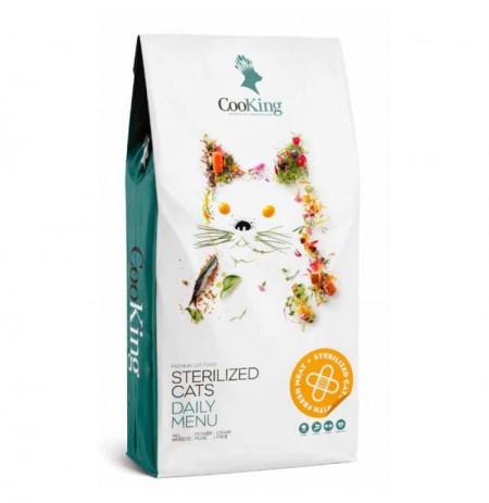 Cooking sterilized cat adult grain free para gatos
