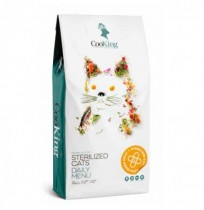 Cooking sterilized cat adult grain free para gatos