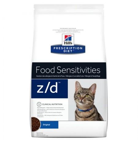 Hill's prescription diet feline z/d skin/food sensitivities