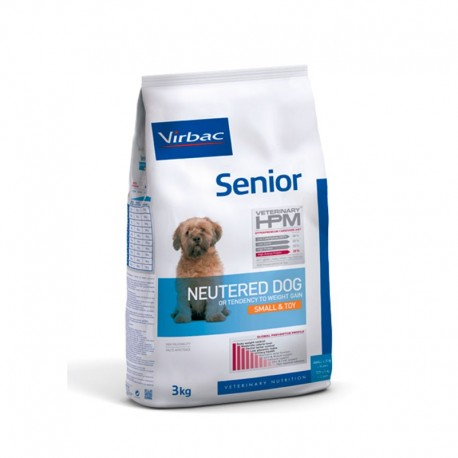 Virbac senior neutered small & toy