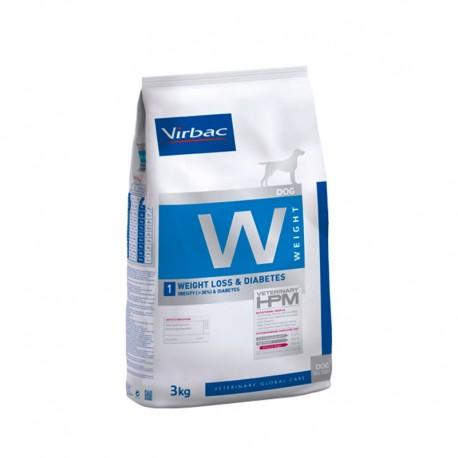 Virbac w1 weight loss & diabetes para perros