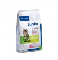 Virbac cat junior neutered