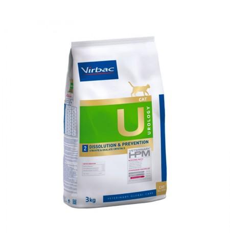 Virbac u2 cat urology dissolution & prevention