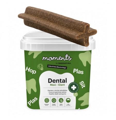 Moments dental maxi-giant snacks para perros grandes y gigantes