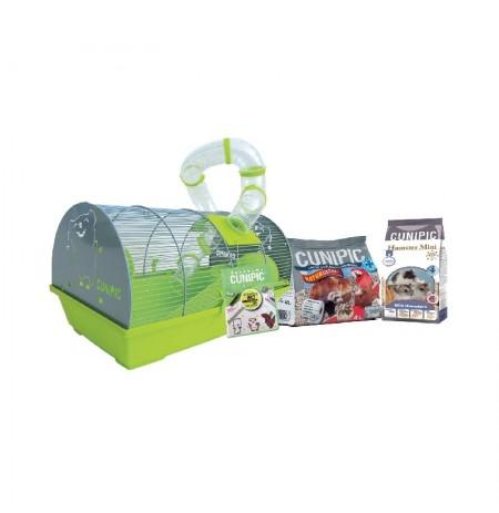 Cunipic pack jaula hamster