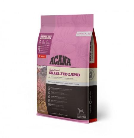Acana grass-feed lamb (cordero y manzana) para perros