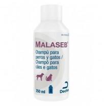 Champú Malaseb anti bacterias y anti hongos para perros y gatos 250ml de Dechra