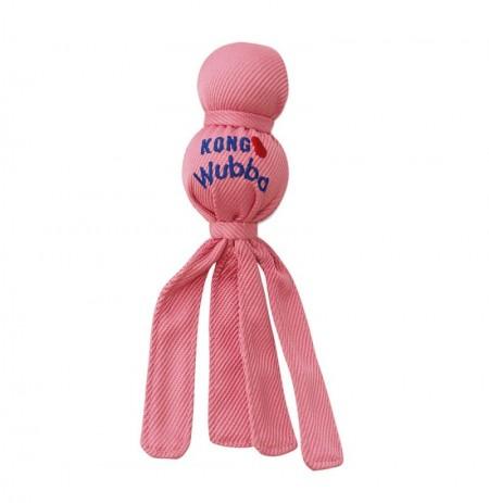 KONG wubba puppy rosa