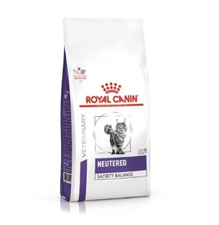 Royal canin vet cat young male (neutered satiety balance)