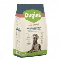 Dugins manzana y proteína de insecto para perros