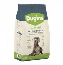 Dugins plátano y proteína de insecto para perros