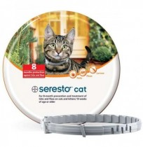 Collar seresto gatos